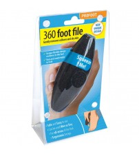 PROFOOT 360 FOOT FILE  ( BLACK )