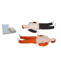 ADVANCE ADULT CPR TRAINING MANIKIN (SOFT)