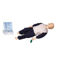 ADVANCE CHILD CPR TRAINING MANIKIN (SOFT)