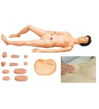ADVANCE LIFE-SIZE MULTIFUNCTION PATIENT CARE FEMALE NURSING MANIKIN (SOFT)