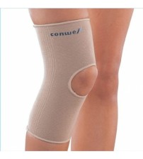 SUPER ELASTIC KNEE SUPPORT WITH PATELLA OPENING 5702