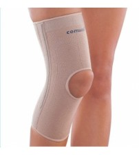 SUPER ELASTIC KNEE BRACE WITH PATELLA OPENING 5704