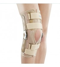 ELASTIC HINGED KNEE BRACE 5714