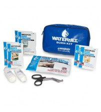 WATER GEL FIRE SERVICE BURN KIT FIRST RESPONDER USA
