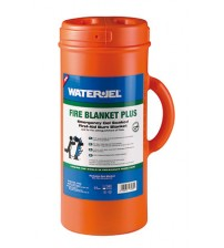 "WATER GEL FIRE BLANKET CANISTER 5"" X 6"" ( 183 X 152CM )"