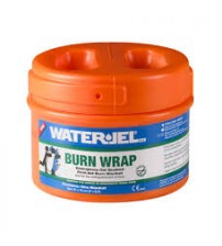 "WATER-JEL BURN WRAP (CANISTER) 35"" X 29"" ( 91 X 76) USA"
