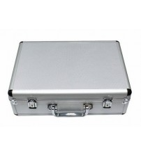 FIRST AID BOX ALUMINUM BRIEFCASE STYLE
