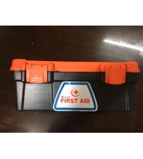 FIRST AID BOX PLASTIC (S/M/L)
