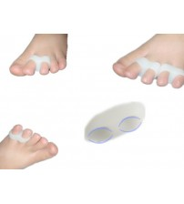BUNION TOE HALLUX VALGUS SILICON SMALL FOR CHILD 2-7 YEARS CHINA