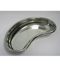 "KIDNEY TRAY STAINLESS STEEL 12"" PAKISTAN"