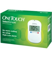 GLUCOMETER ONETOUCH SELECT-SIMPLE