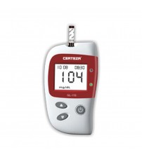 GLUCOMETER CERTEZA GL-110 ( with 50 strips free )