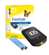 GLUCOMETER ABBOTT FREESTYLE OPTIUM