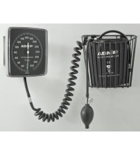 BLOOD PRESSURE MONITOR ABN - CLOCK-WALL ANEROID