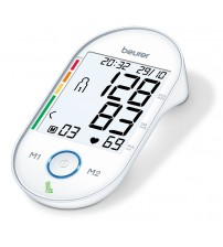 BLOOD PRESSURE MONITOR BEURER - UPPER ARM BM-55