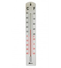 ROOM THERMOMETER MANUAL PLASTIC C / F  CHINA