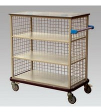 LINEN DISTRIBUTION TROLLEY