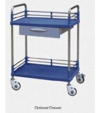 INSTRUMENT TROLLEY ABS WITH ONE DRAW BT-111 CHINA