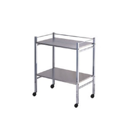 INSTRUMENT TROLLEY NORMAL QUALITY QMED PAKISTAN