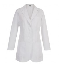 LAB COAT K.T WHITE MALE SMALL