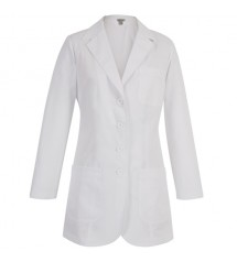LAB COAT K.T WHITE MALE MEDIUM