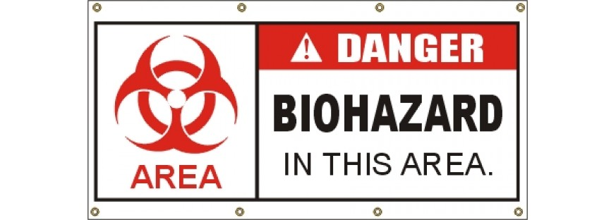 BIOHAZARD BINS & CONTAINERS