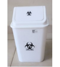 BIOHAZARD WASTE BIN 18LTR CHINA