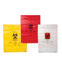BIOHAZARD BAG 45LTR PACK OF 10