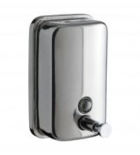 SOAP DISPENSER S/S  500 ML CHINA
