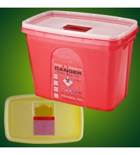 SHARP CONTAINER YELLOW 15 LTR CHINA