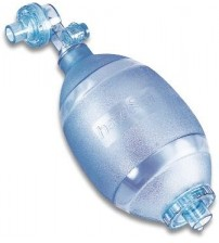 MANUAL RESUSCITATOR PVC - HEAD-STAR TAIWAN ADULT