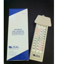 MAX / MIN THERMOMETER ZEAL