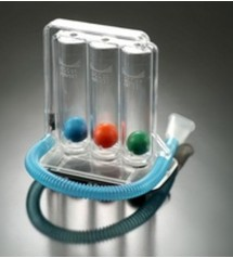 INCENTIVE SPIROMETER TRI BALL - BESMED TB-93100