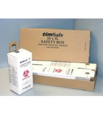 SHARP CONTAINER SAFTY BOX TIM SAFE   5 LTR