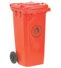 WASTE WHEELIE BINS - 120 LITER