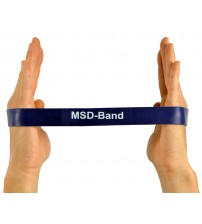 MSD BAND LOOP HEAVY BLUE 28cm