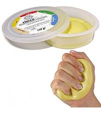THERAFLEX PUTTY 110GR YELLOW