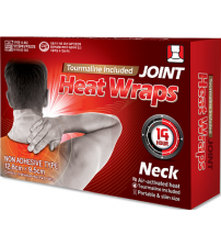 JOINT HEAT WRAPS FOR NECK SET OF 4 KOREA