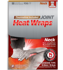 JOINT HEAT WRAPS FOR NECK SINGLE KOREA