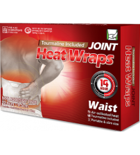 JOINT HEAT WRAPS FOR WAIST SET OF 4 KOREA