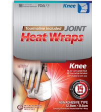 JOINT HEAT WRAPS FOR KNEE SINGLE KOREA