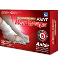JOINT HEAT WRAPS FOR ANKLE SET OF 4 KOREA