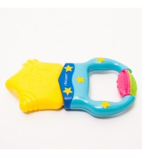 MASSAGING ACTION TEETHER TALK TOOLS U.S.A