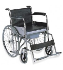 WHEEL CHAIR COMMODE KY-609