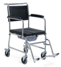 WHEEL CHAIR COMMODE KY-695