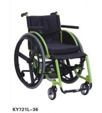 WHEEL CHAIR  SPORT KY-721L-36