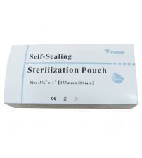 STERILIZATION POUCH SELF SEALING 135mm x 280mm YIPAK CHINA