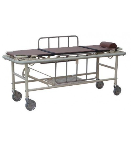 STRETCHER TROLLEY - DELUX