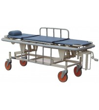 STRETCHER TROLLEY - HI LO