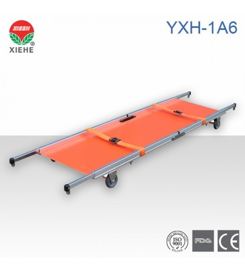 STRETCHER 2 FOLD WITH FOUR WHEEL YXH1A6 CHINA